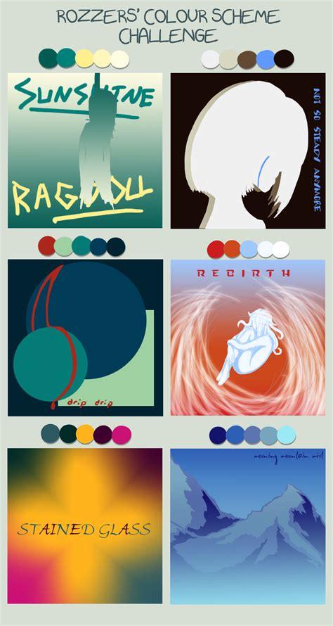 color themes deviantart color scheme meme by trinfan on deviantart