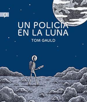 libro mooncop un polic 237 a en la luna ediciones salamandra