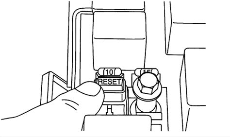 reset l200 service light the service wrench light came on how do i reset that light