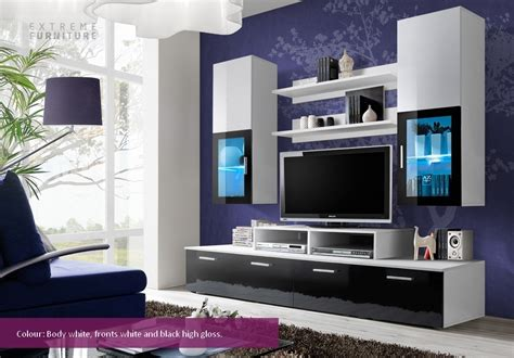tv sofas modern living room led tv wall unit view led vanityset info