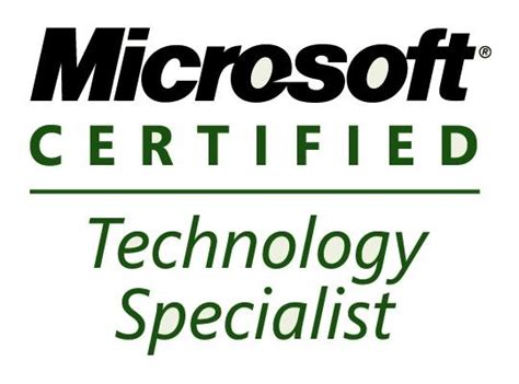 mcts microsoft certified technology specialist configuring