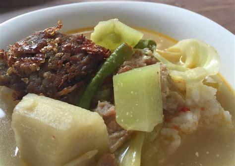 Intip Buntel Kuliner Rasa Gurih 7 kuliner serang dengan cita rasa pedas