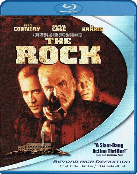 film blu ray the rock blu ray as opposed to the criterion edition dvd