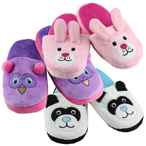 slippers wholesale wholesale children s clothing plush animal slippers