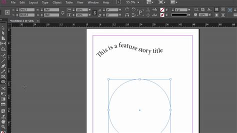 tutorial indesign youtube type on a path tool adobe indesign tutorial youtube