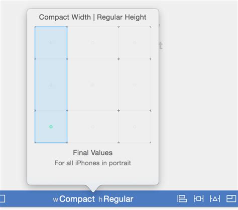 xcode layout for different screen sizes xcode alternative ios layouts for portrait and landscape