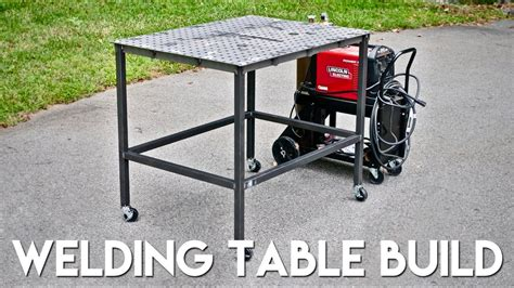 how to build a welding table how to build a welding table from weldtables com
