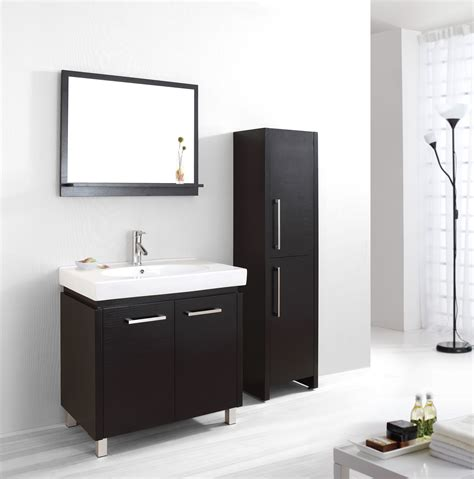 how tall bathroom vanity