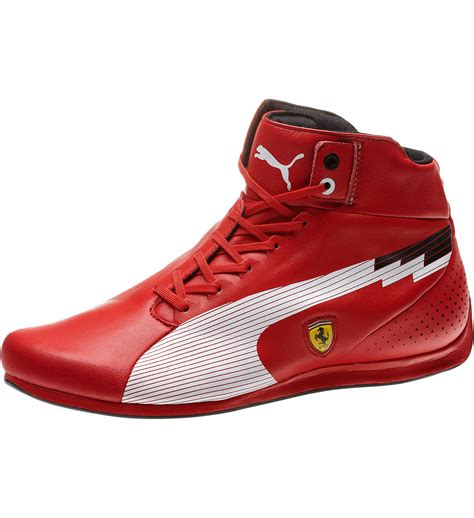 Puma Ferrari Evospeed Mid Shoes 130 00 Puma Shoes