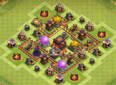 town hall 5 best base hd pic 11 best town hall 5 farming base layouts anti giants