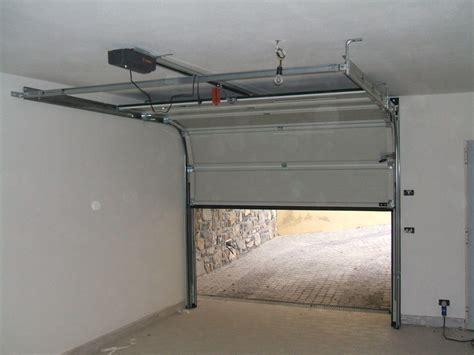 porta sezionale garage prezzo porte per garage sezionali brivio snc fratelli brivio