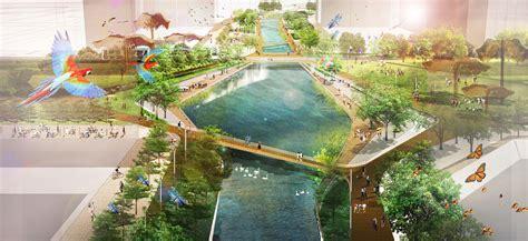 design competition landscape architecture kai tak city hong kong topos