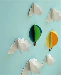 How To Make 3d Clouds Out Of Paper - 17 best ideas about 3d bulletin boards on
