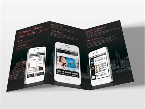 Flyer Design App For Iphone | z beauty iphone app flyer arasremerk