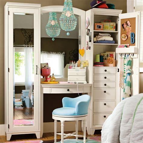 vanity set for girls bedroom pb teen quot hton quot vanity tower set fresh pinterest