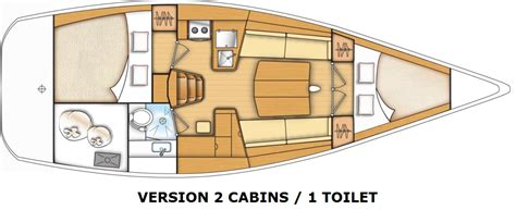 yacht interior layout yachts review beneteau first 35