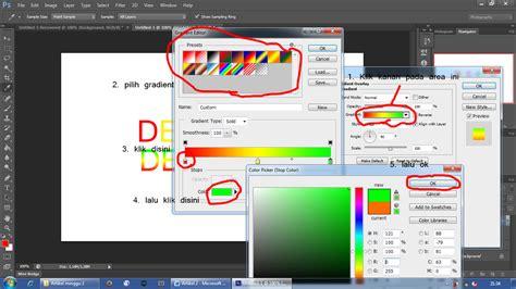 cara membuat teks anekdot dengan mudah membuat efek teks pelangi pada photoshop dengan cepat