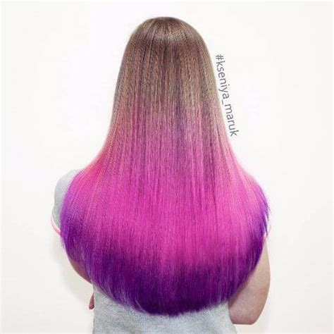 pink and purple ombre 50 purple ombre hair ideas worth checking out hair