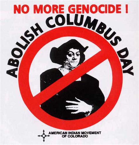 8 More Days We Should Celebrate by Why We Should Not Celebrate Columbus Day Taino