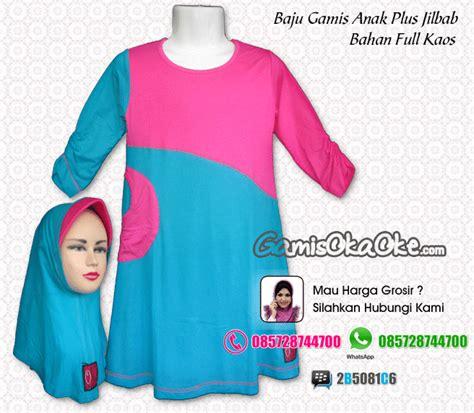 Baju Muslim Plus Anak Baju Busana Muslim Anak Perempuan Terbaru Harga Murah