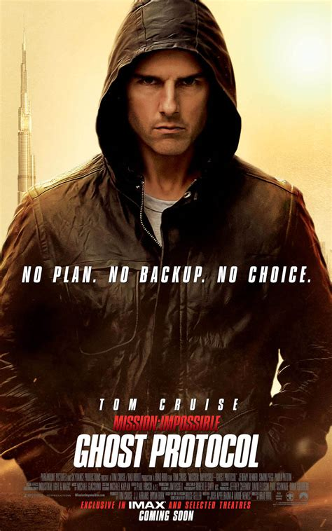 film tom cruise mission impossible 4 new character posters for mission impossible ghost