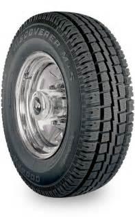 Light Truck Tires Alberta Cooper Discoverer M S Cooper Tires Canada Alberta Tire