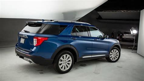 Ford Hybrid Explorer 2020 by 2020 Ford Explorer Hybrid A No Compromise Hybrid