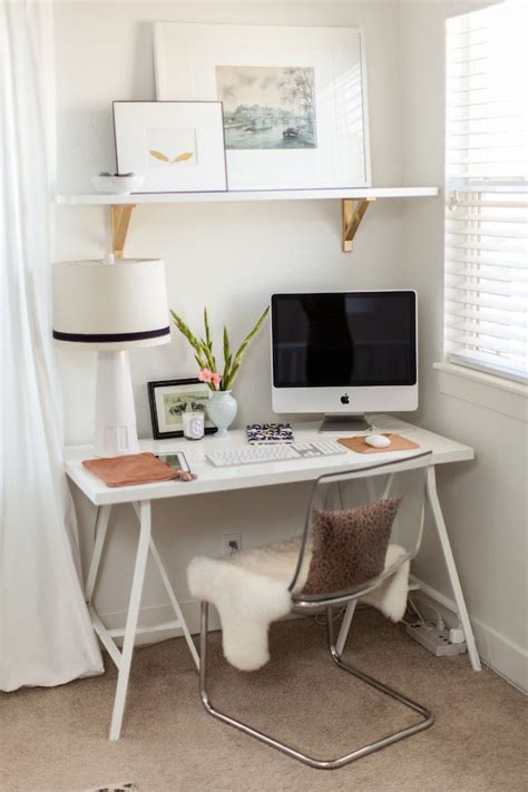 chic home office desk home office ideas working from home in style