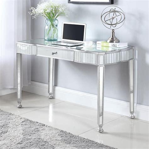 value city furniture desks coaster contemporary mirrored writing desk value city