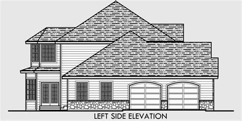 side porch house plans traditional house plan features wrap around porch kitchen