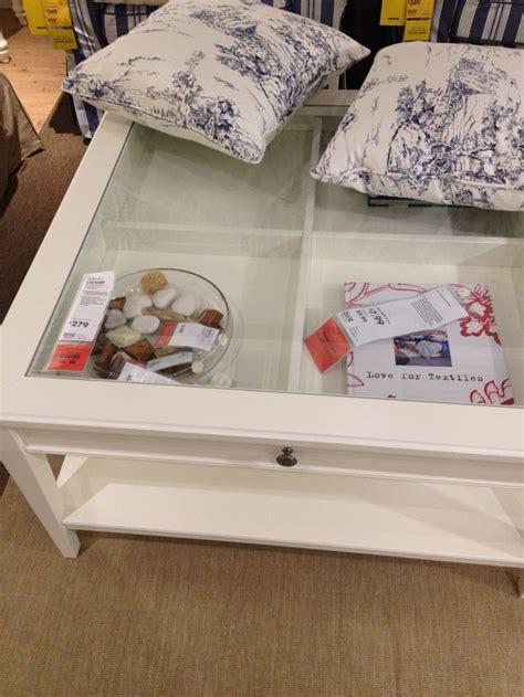 ikea white display coffee table diy