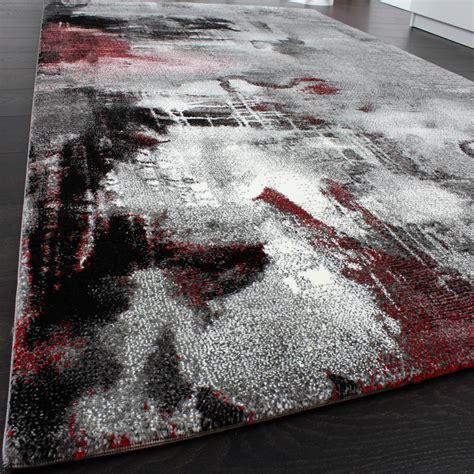raum 2 teppiche teppich modern designer teppich leinwand optik meliert