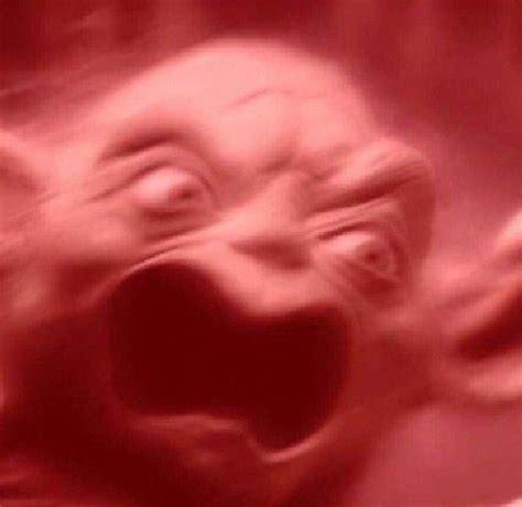 Angry Eye Bag angry yoda angry pepe your meme