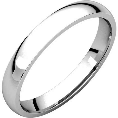 comfort fit wedding band v123791pp platinum plain 3mm wide comfort fit wedding band