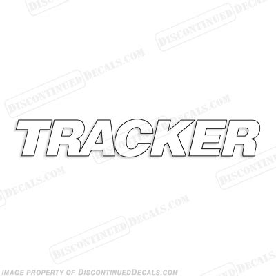 triton boats discontinued tracker boat windshield decal any color