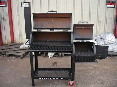 Handmade Bbq Grill - custom barbecue smokers made in autos post