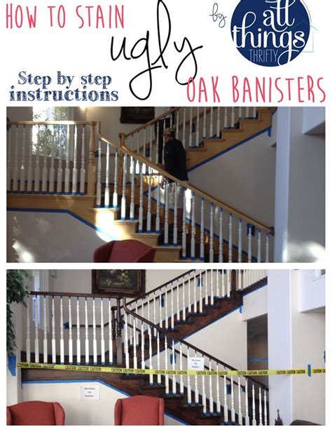 How To Restain A Banister the world s catalog of ideas