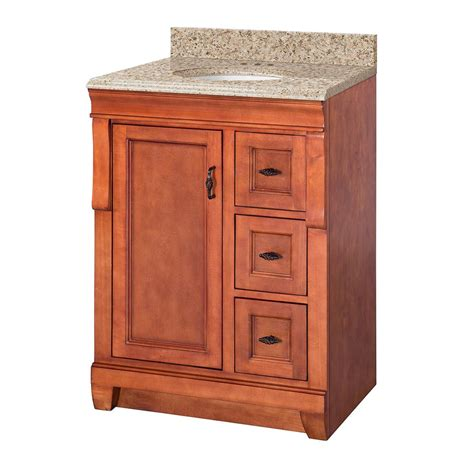Foremost Naples Vanity White by Foremost Naples 25 In W X 19 In D Vanity In Warm