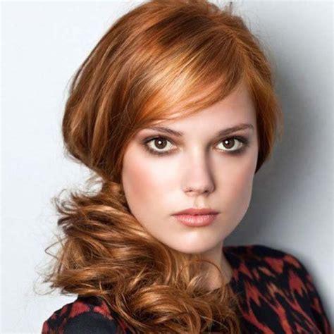 color cobrizo en el cabello pelo cobrizo c 243 mo conseguirlo y mantenerlo radiante