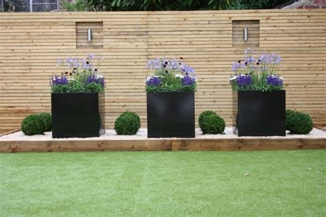 Chelsea Planters by Gallery Inspired Gardens