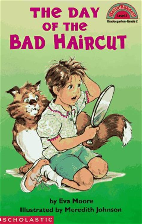 the haircutter a novel books the day of the bad haircut by reviews