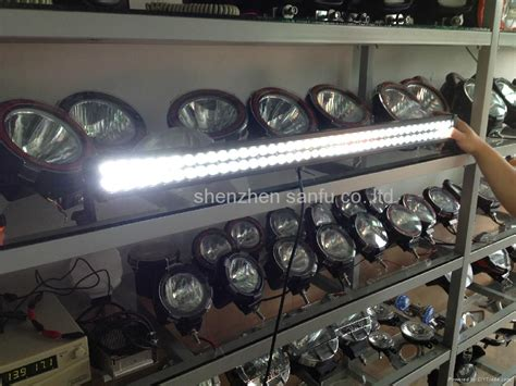 4x4 Led Light Bars 4x4 Led Road Light Bar 36 72 120 144 108 180 240 252w Led08036 44252w Sanfu China