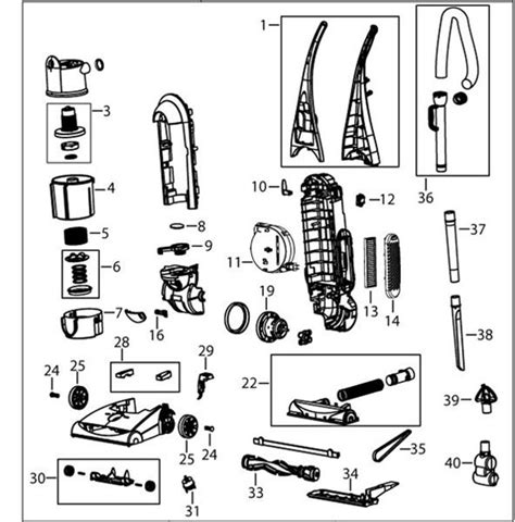 shark navigator parts diagram shark navigator parts diagram shark nv22 parts elsavadorla