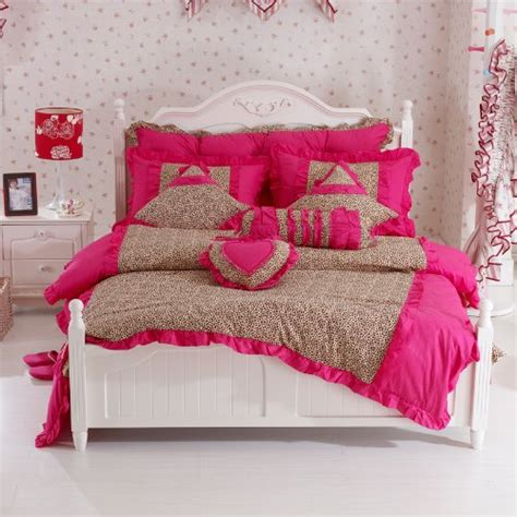 14 Cute Pink Comforters For Teen Girls And Girly Ladies Girly Bedding Sets