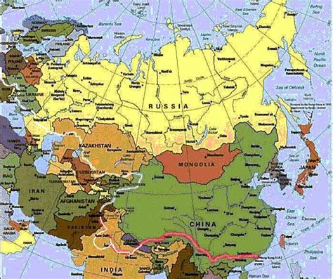 eurasia map maps of europe countries map of eurasia countries regions