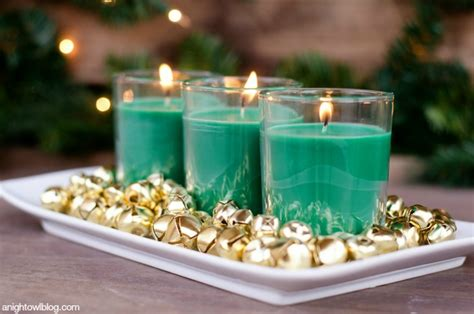 easy christmas centerpiece a night owl blog
