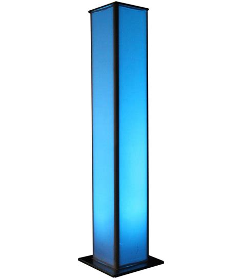 Column Lighting Fixtures Odyssey 2 Swlc07 Dj Pro Lighting 7 Foot Multi Color Scrim Light Column Towers With 2 Chauvet