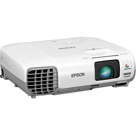 Proyektor Lcd Epson Epson Powerlite W29 3000 Lumen Wxga 3lcd Multimedia V11h690020