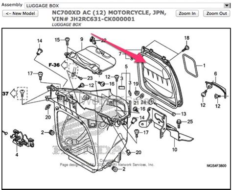 nc700x wiring diagram nc700x just another wiring site
