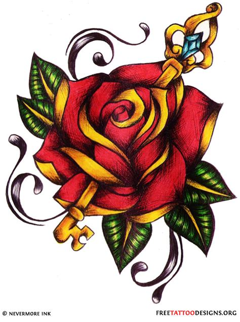 roses tattoo flash 50 tattoos meaning